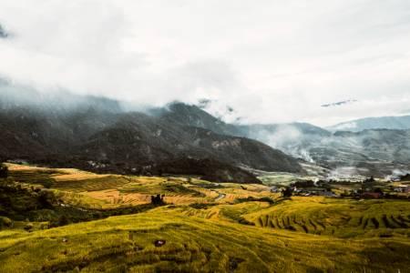 Nordvietnam kan være meget koldt men området er altid meget smukt