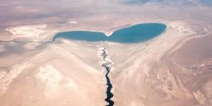Oplev det tørre klima i Centralasien