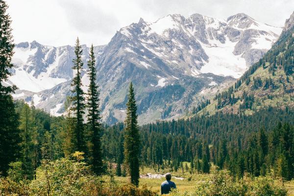 Find rejse med bjergbestigning i Centralasien