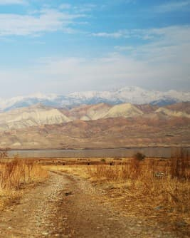 Find rejse til Centralasien