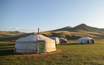 Find rejser til Mongoliet