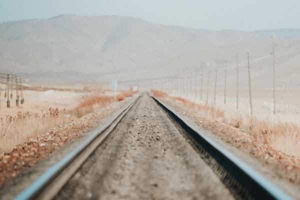 Find togrejse i Centralasien