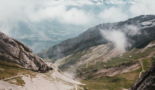 Oplev Pilatus Bahn i Schweiz