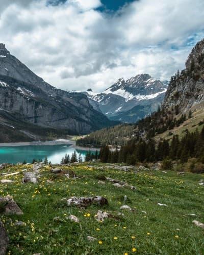 Find din næste vandring i Schweiz