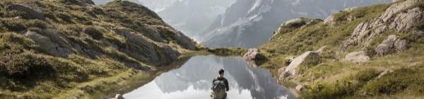 Ved Mont Blanc er der rig mulighed for at nyde udsigten