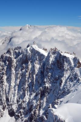 En rejse til Mont Blanc byder på mange naturoplevelser