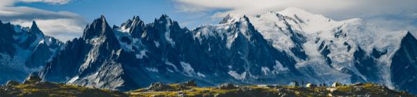Tur med toget Mont Blanc Tramway