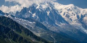Mont Blanc byder på fantastiske udsigter