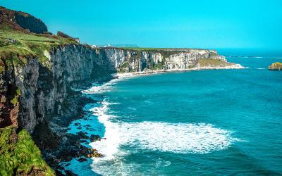Lad din Europa rejse gå til Irland