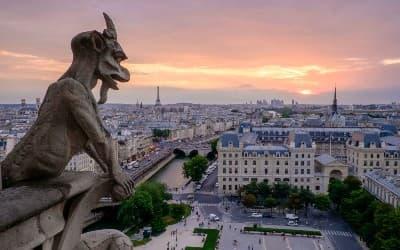 Besøg Paris på din Frankrig rejse