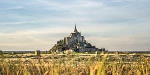 Oplev Mont Saint Michel på din rejse til Frankrig