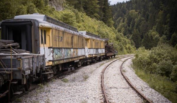 Oplev Mont Blanc Tramway på din rejse til Frankrig