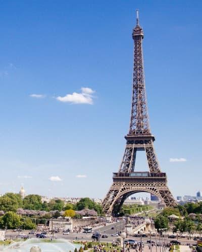 Find rejse til Frankrig
