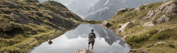 Tag på vandreferie i Frankrig