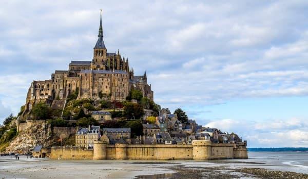 Vandring i Normandiet