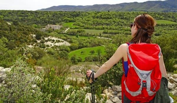 Vandring i Provence