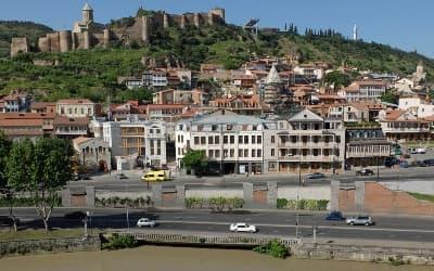 Besøg Tbilisi på din rejse til Georgien