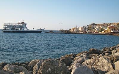 Besøg Paleochora på din rejse til Grækenland