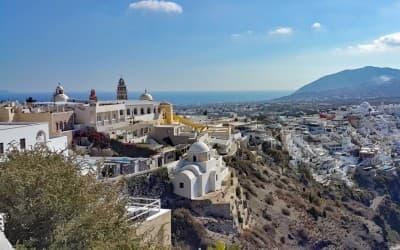 Besøg Pyrgos på din rejse til Grækenland