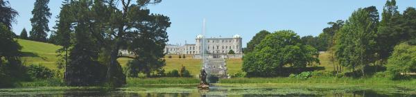Oplev Powerscourt på din rejse til Irland