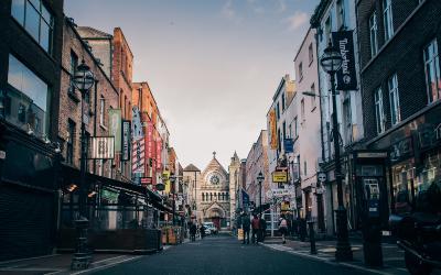 Besøg Dublin på din rejse til Irland