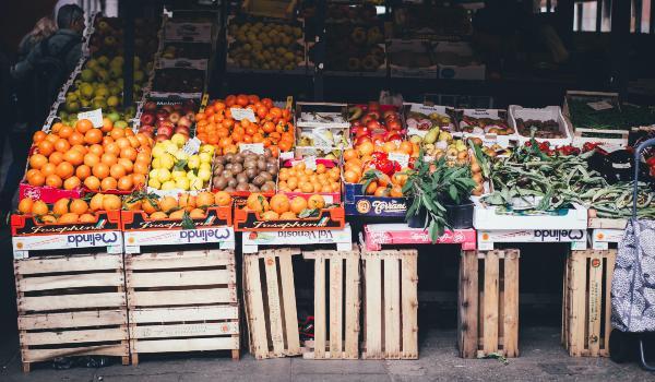 Oplev et madmarked i Bologna, når du rejser til Italilen