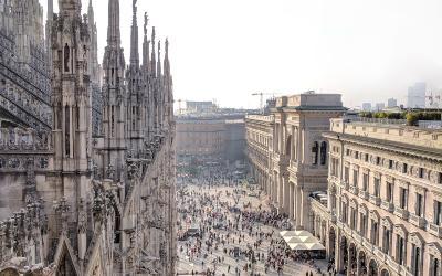 Besøg Milano på din rejse til Italien