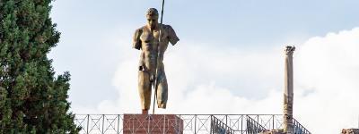 Oplev Pompeji på din rejse til Italien