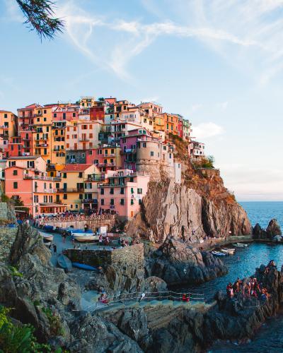 Find rejse til Italien