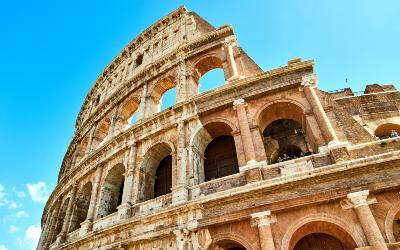 Besøg Rom på din rejse til Italien