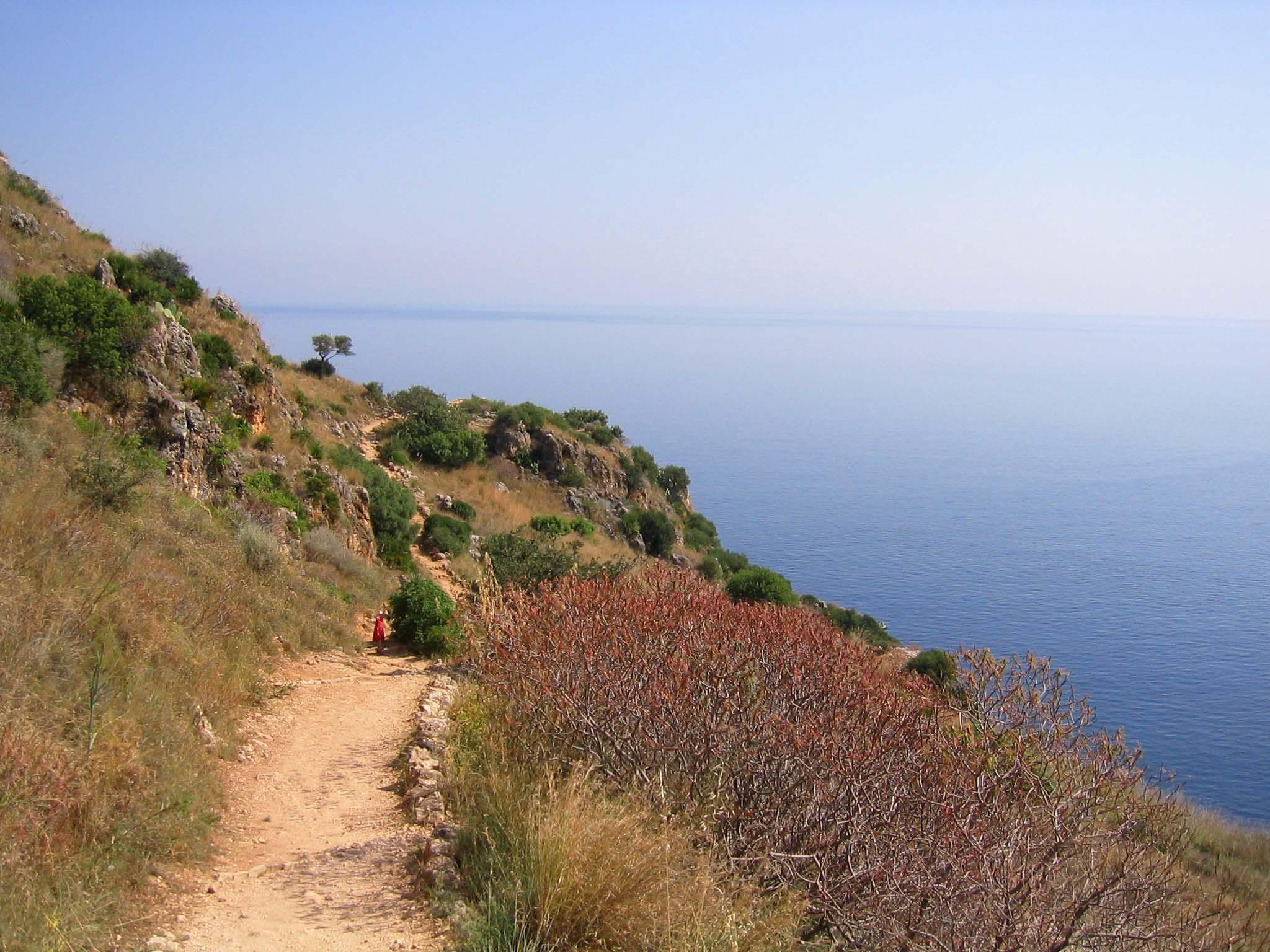 Lo Zingaro Nationalpark Sicilien