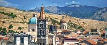 Randazzo på Sicilien