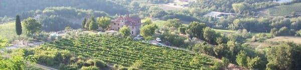 Find vandring i Toscana i Italien