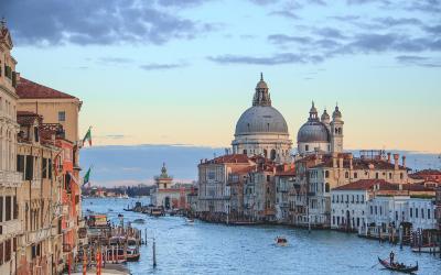 Besøg Venedig på din rejse til Italien