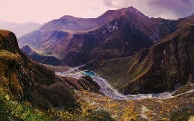 Oplev terskol på din reje til Kaukasus