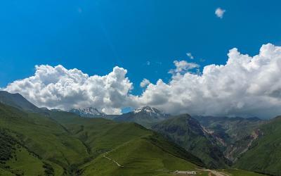 Besøg Mineralnye Vody på din rejse til Kaukasus