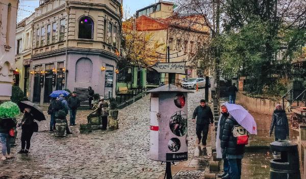 Oplev Tsinandali museum på din rejse til Kaukasus