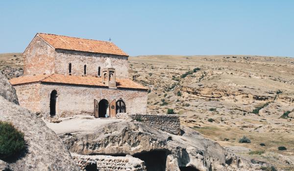 Oplev Uplistsikhe på din rejse til Kaukasus
