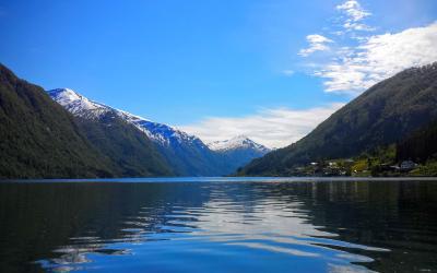 Oplev Fjærland på din rejse til Norge