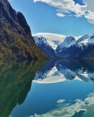 Find rejse til Norge