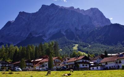 Besøg Ehrwald på din rejse til Østrig