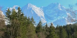 Oplev Zugspitze på din rejse til Østrig