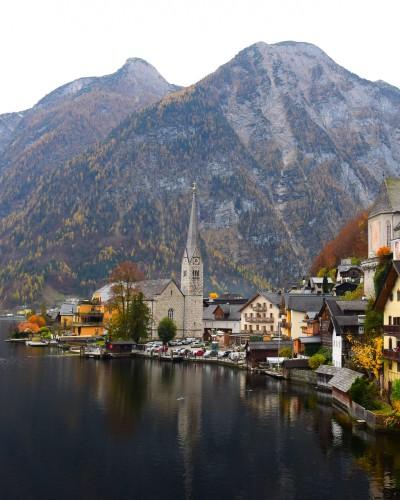 Find rejse til Østrig