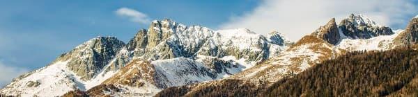 Find rejse med vandring i de østrigske Alper