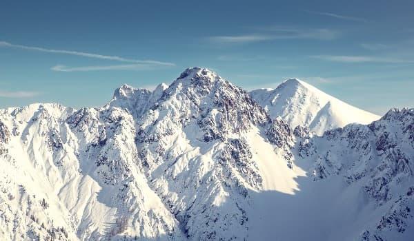 Find rejse med vandring i Alperne i Østrig