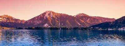 Find rejse med vandring i Alperne i Tyskland