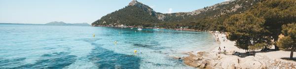 Besøg Calo des Moro på din rejse til Spanien