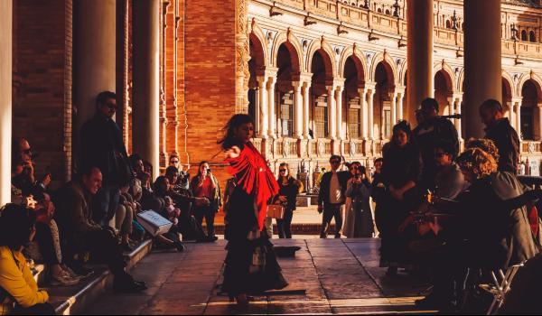Oplev Flamenco i Sevilla på din rejse til Spanien