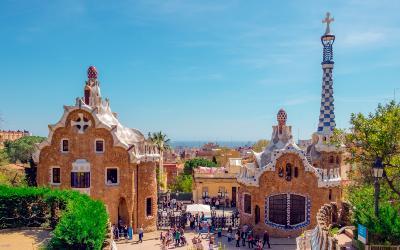 Besøg Barcelona når du rejser til Spanien
