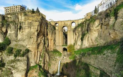Besøg Ronda når du rejser til Spanien